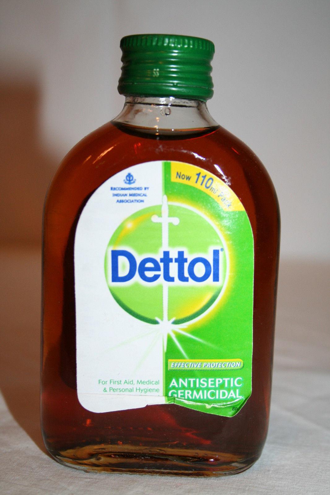 Productdetail Rm Variety Shop Dettol Antiseptic Liquid 100 Ml 110